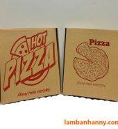 Hộp đựng bánh Pizza size 26cm