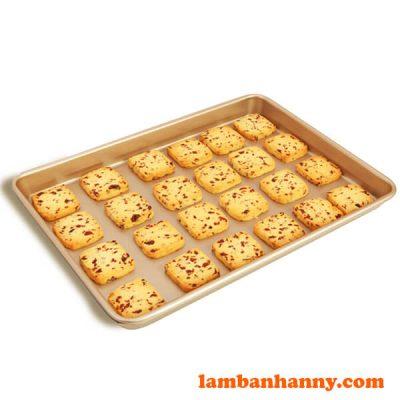 Khay nướng bánh Chefmade chống dính