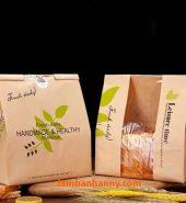 Túi đựng bánh mì Fresh Daily 32x21x9cm