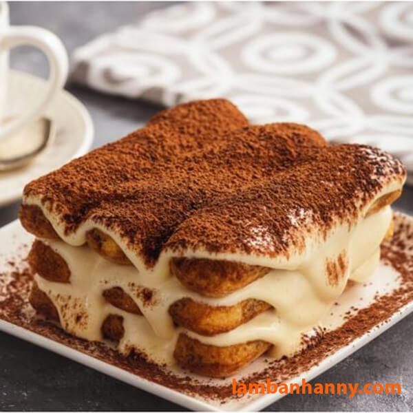 Mascarpone là thành phần không thể thiếu của Tiramisu Cake
