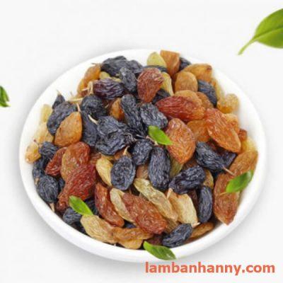 Nho khô Raisins Mỹ 1
