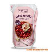 Phô mai Mascarpone Tatua 1kg