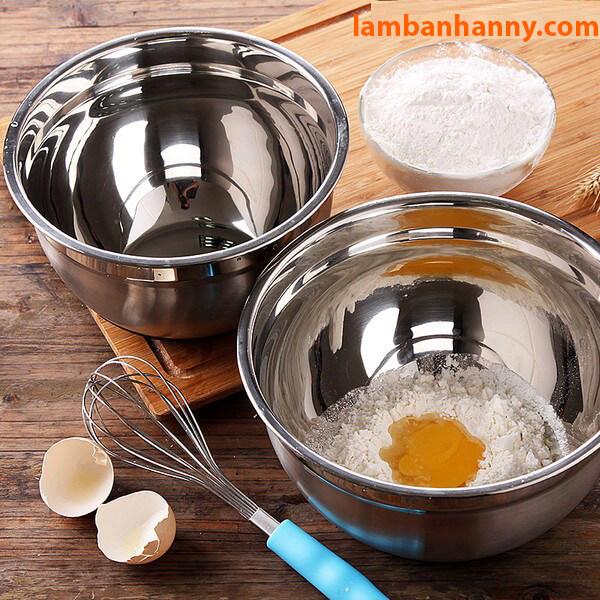 Sử dụng để đánh bông trứng, kem tươi và trộn hỗn hợp bột
