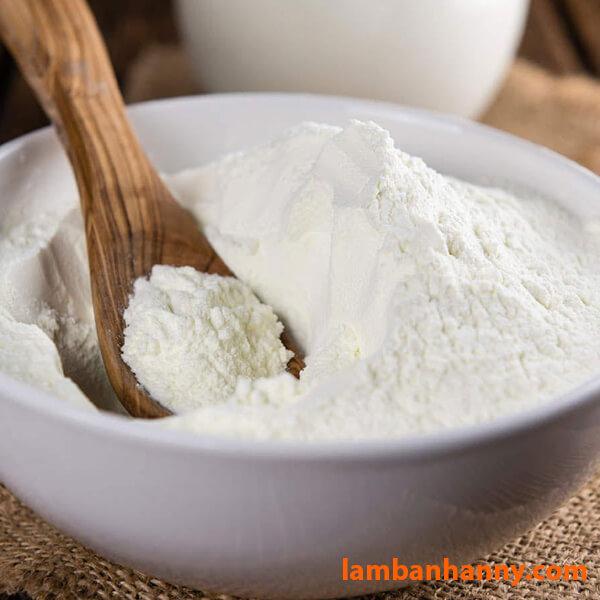 Sữa bột nguyên kem New Zealand 200g-500g-1kg