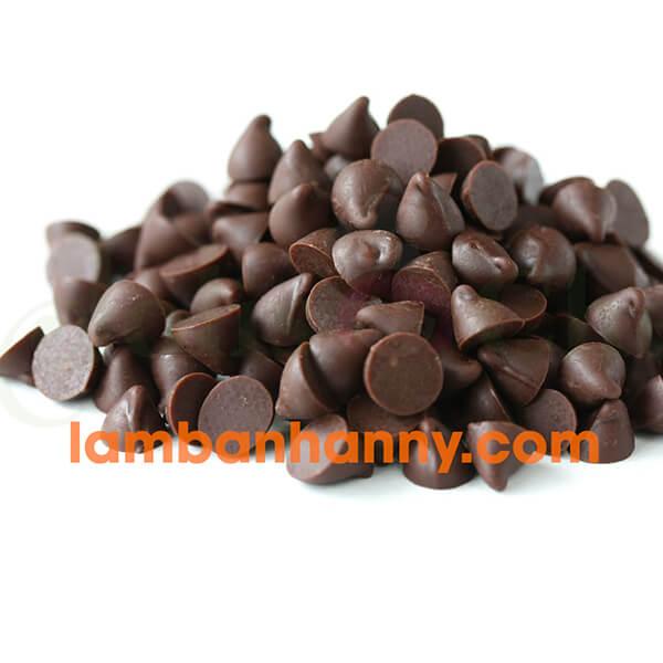 Socola chip đen 200gr-500gr-1kg