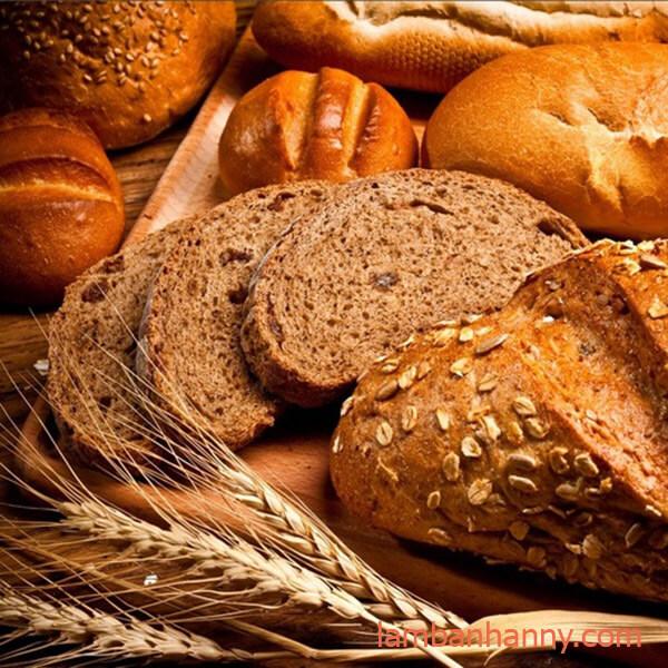 bánh mì lúa mạch đen Ab mauri