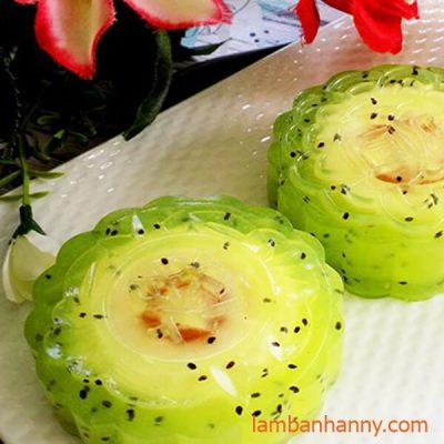 bánh trung thu nhân kiwi