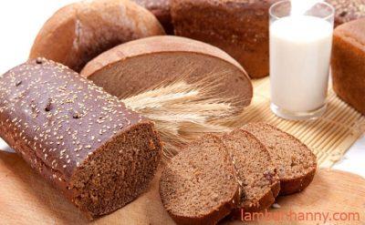 bột mì lúa mạch đen