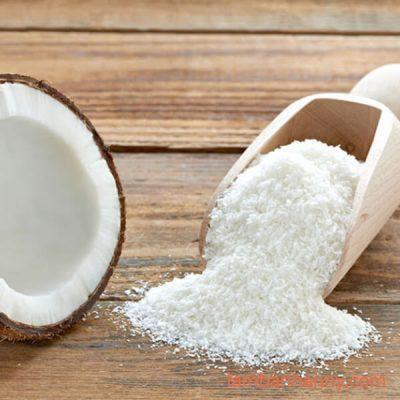 cơm dừa sấy khô 200g-500g-1kg