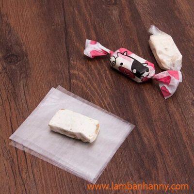 giấy gạo bọc kẹo