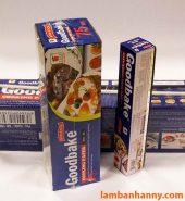 Giấy nến nướng bánh Goodbake 30cmx75m