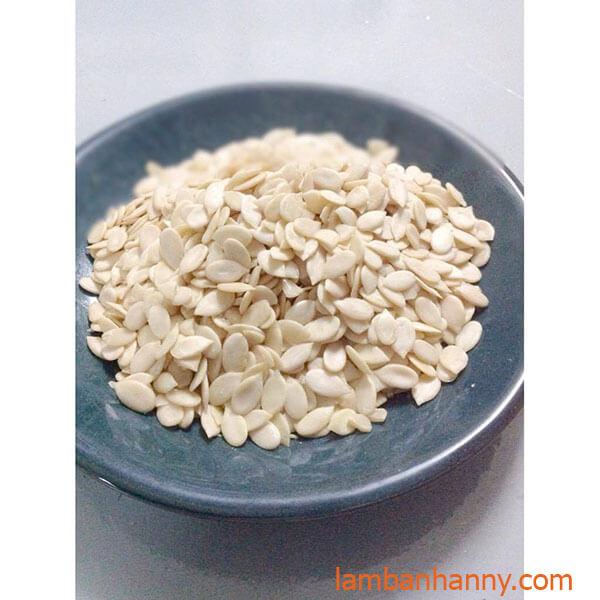 hạt dưa bóc vỏ
