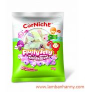 Kẹo Marshmallows thạch xoắn CorNiche 70g