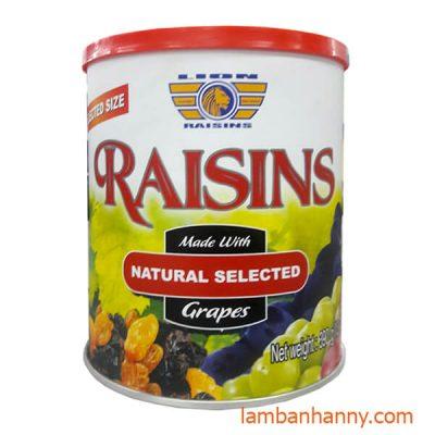 nho-kho-raisin-my