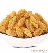 Nho khô vàng trái dài Ấn Độ 200g-500g-1kg