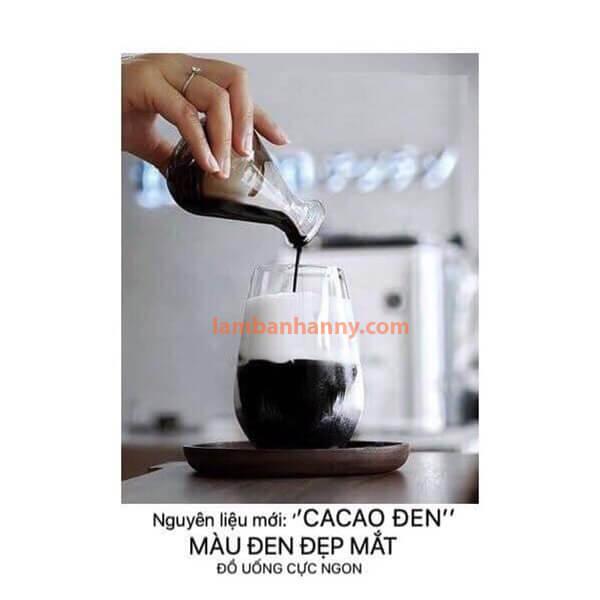 Cacao đen là một trong những sản phẩm hot tại Anny Shop