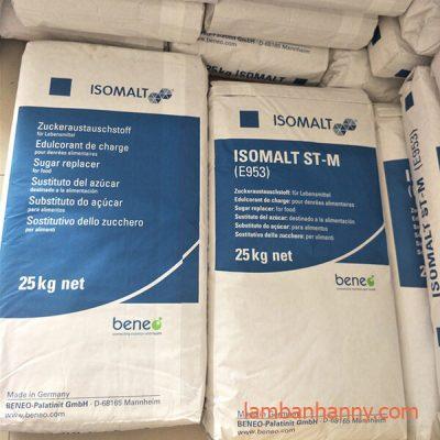 Đường ăn kiêng Isomalt 25kg