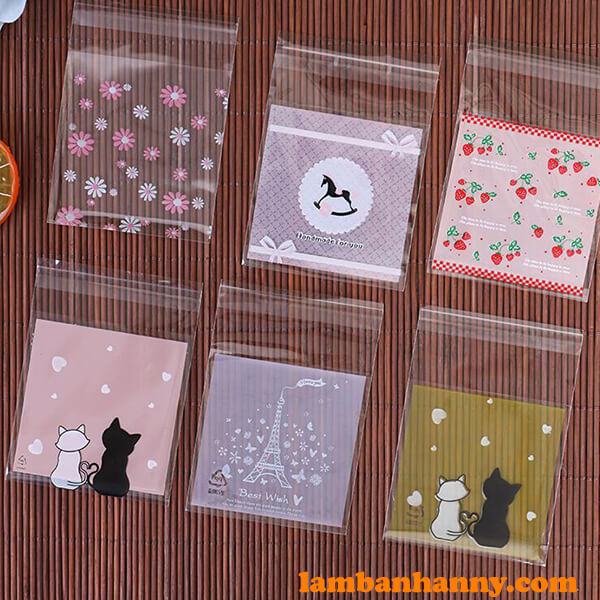 Anny Shop cung cấp đa dạng mẫu mã Túi đựng bánh rất xinh xắn và dễ thương