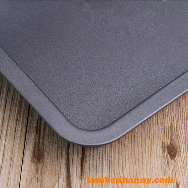 Chất liệu từ nhôm đúc, phủ chống dính Teflop 3 lớp cao cấp