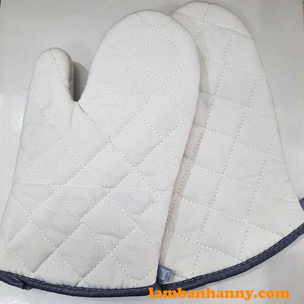 Găng tay lò nướng dài