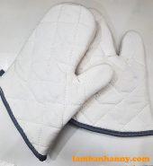Găng tay vải lò nướng ngắn