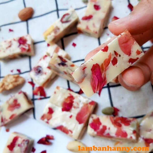 Kẹo Nougat hạnh phúc