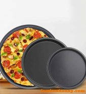 Khuôn pizza tròn size 16-22cm