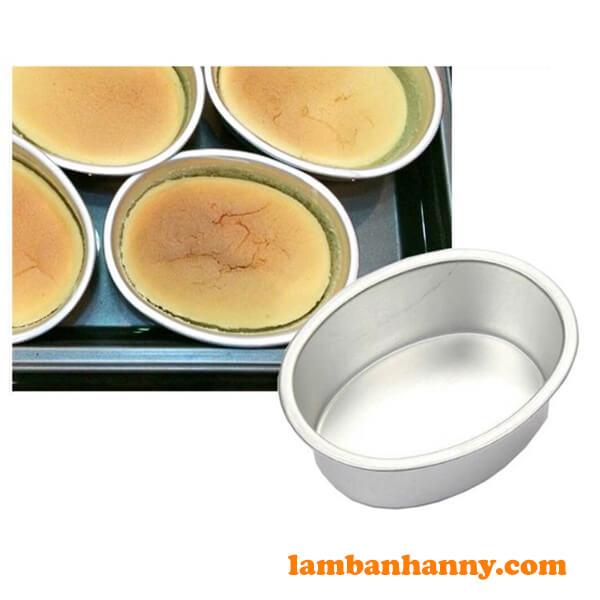 Khuôn thích hợp làm các loại bánh mì hoặc bánh bKhuôn thích hợp làm các loại bánh mì hoặc bánh bông lan miniông lan mini