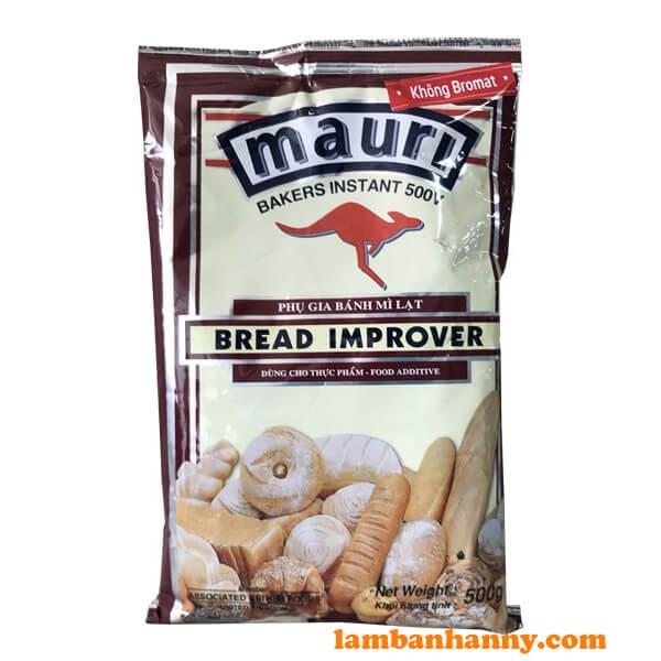 Phụ gia bánh mì lạt Mauri 500g-1