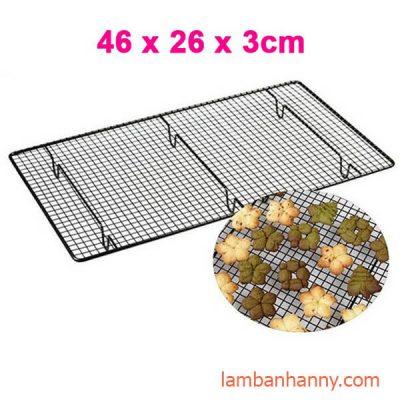 Rack phơi bánh chống dính 1 tầng 46x26cm