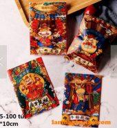 Túi đựng bánh Tết Tân Sửu (Mẫu 1)