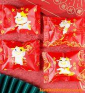 Túi đựng bánh Tết Tân Sửu (Mẫu 2)