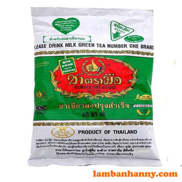 Trà thái xanh Thái Lan gói 200g