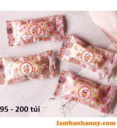 Vỏ kẹo Nougat hoạt hình – lốc 200 cái