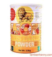 Bột sư tử Lion 3,5kg