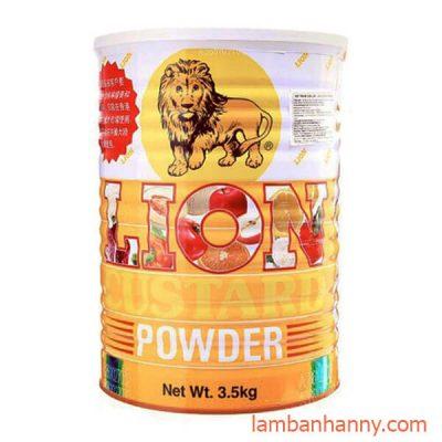 bột lion 3,5kg