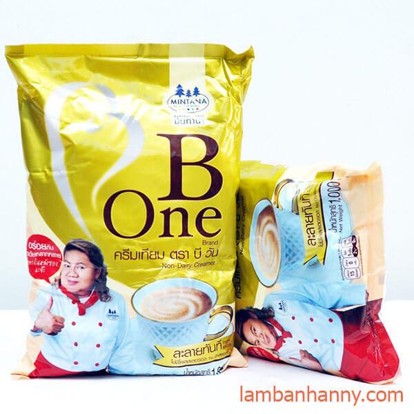 bột sữa bép B One