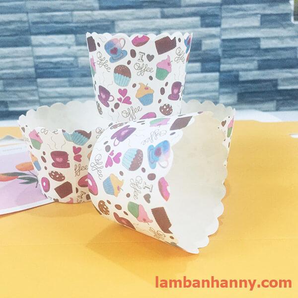cup giấy chữ i love coffee 1