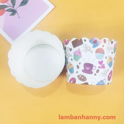 cup giấy chữ i love coffee 5