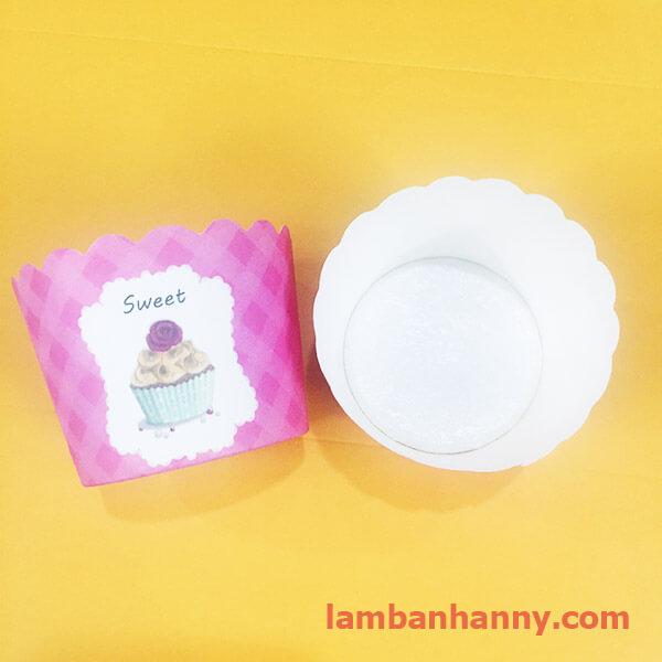 cup giấy hình cupcake 5cm-50 chiếc 1