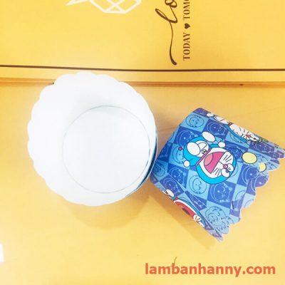 cup giấy hình doraemon 5cm (50 chiếc) 3