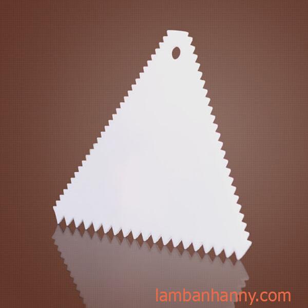 dụng cụ tạo vân hình tam giác răng cưa