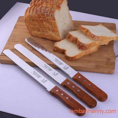 dao cắt bánh