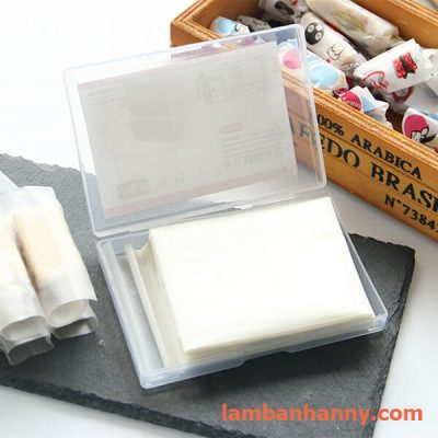 hộp giấy gạo gói kẹo 1