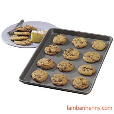 nướng bánh cookie