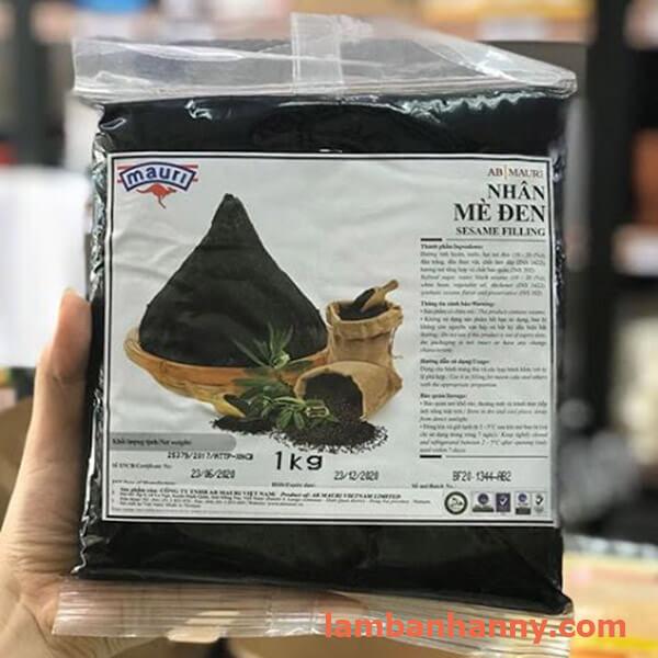nhân mè đen mauri 1kg