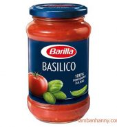 Sốt cà chua Barilla Basilico 400g