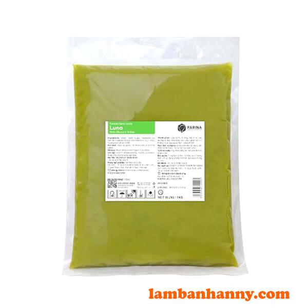 Nhân đậu xanh lá dứa Farina 1kg