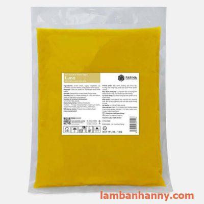 nhân đậu xanh sữa dừa Farina 1