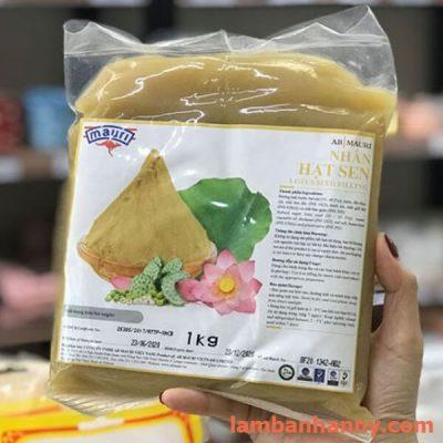 nhân hạt sen mauri 1kg